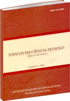Tópicos em Ciência do Solo - Vol. VI 2009