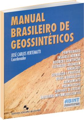 Manual Brasileiro de Geossintéticos