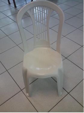 Cadeira Bistro Calheta Plagon BR