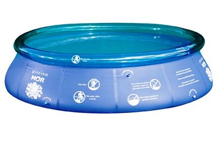piscina de plastico zema