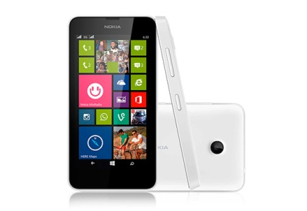 1061604 - Celular Nokia Lumia 630 Dual Smart