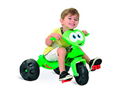 Triciclo Zoot Froggy Bandeirante 744 Verde