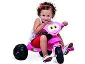 Triciclo Zoot Froggy Bandeirante 743 Rosa