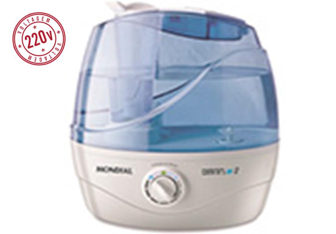 Umidificador Mondial 2 Ultra Conf UA02 220V