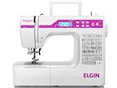 Máquina de Costura Elgin Premium JX 10000 Biv