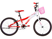 Bicicleta Houston  A20 Nina Feminina