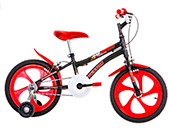 Bicicleta Houston Aro 16 Nic