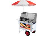 Carrinho Hot Dog Armon Luxo XDLP008