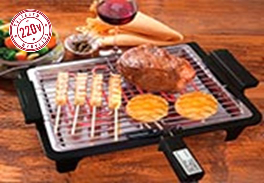 Churrasqueira Anurb Platinum Grill 220V