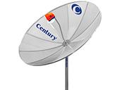 Antena Century Sistema Multiponto 1,70MT