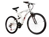 Bicicleta Track A26 TK400 Alumínio 21C