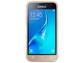 Smartphone Samsung Galaxy J1 2016 Duos J120H Dourado