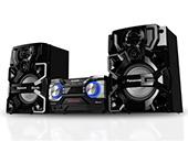 Mini System Panasonic AKX660 1400W