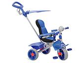 Triciclo Bandeirante Smart Comfort 256