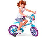 Bicicleta Bandeirante Aro 12 Frozen 2459