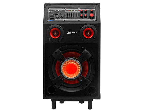 Caixa Acústica Lenoxx Amplificada 150 W Rms Ca313