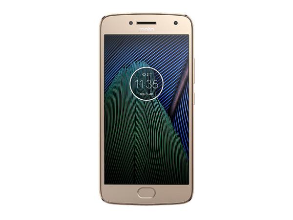 Smartphone Motorola Moto G5 Plus XT1683 Ouro
