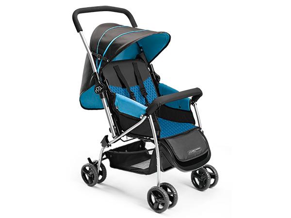 Carrinho de Bebê Berço Multilaser Flip BB503