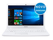 Notebook Samsung Core i3 15.6 E34NP300 Branco