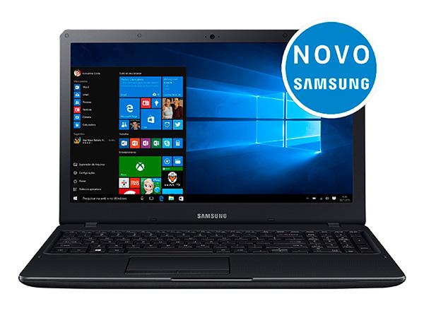 Notebook Samsung Corei3 15.6 E34NP300 Preto