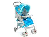 Carrinho de Bebê Fit Voyage D1-A Puppy Azul