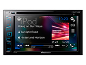 DVD Player Pioneer UBS AVH 298BT