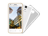 Smartphone Multilaser MS45S P9042 4,5 3G Branco/Dourado