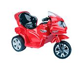 Moto Elétrica Viper Homeplay 251 Vermelha