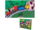 Locomotiva Expresso II Tunel Braskit 8001