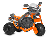 Moto Super Sport Bandeirante 6V 2594