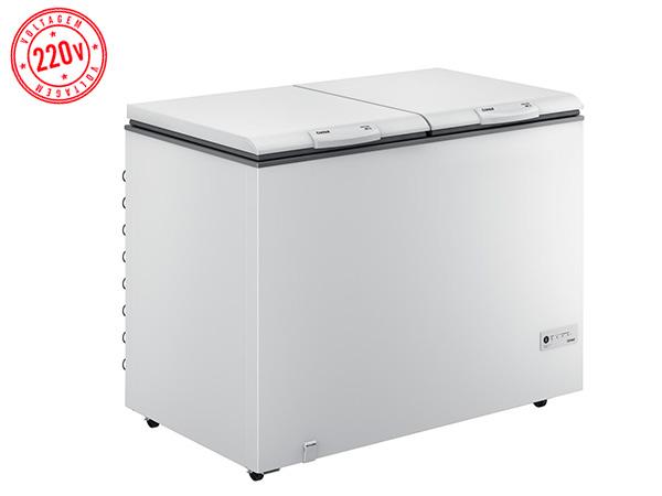 Freezer Consul 404 litros horizontal CHB42EB 220V