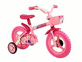 Bicicleta Track Bike Aro 12 Arco Iris Feminina