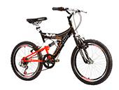 Bicicleta Track Bike Aro 20 XR20 6V Masculina