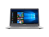 Notebook Positivo Quad Core 2GB Motion Q232A Prata