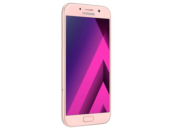 smartphone samsung galaxy a5 d5 2017 64gb a520f rosa zema. Black Bedroom Furniture Sets. Home Design Ideas