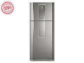 Refrigerador Electrolux 553 litros DF82X Frost Free Inox