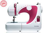 Maquina de Costura Elgin Futura JX-2040 Branca 220V