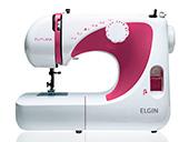 Maquina de Costura Elgin Futura JX-2040 Branca 110V