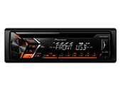 CD Player Pioneer DEH-S1080UB Preto