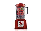 Liquidificador Arno Power Max 1000W Vermelho 110V