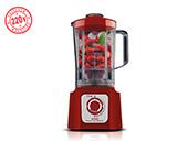 Liquidificador Arno Power Max 1000W Vermelho 220V
