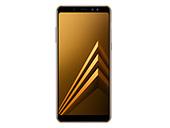 Smartphone Samsung Galaxy A8+ DS 64GB A730F Dourado