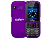 Celular Bright Barra Dual 0417 Roxo