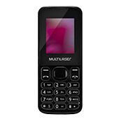 Celular Multilaser New Up Dual P9032 Preto