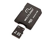 Adaptador Multilaser SD+MSD C4 8GB