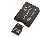 Adaptador Multilaser SD+MSD C10 16GB
