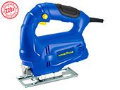 Serra Tico Tico Goodyear 400W GYJS100203 Azul 220V
