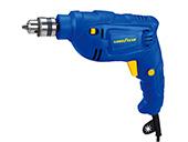 Furadeira Goodyear 3/8 600W GYDI105003 Azul 110V