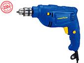 Furadeira Goodyear 3/8 600W GYDI105003 Azul 220V