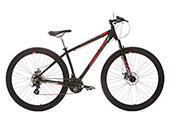 Bicicleta Houston A29 Mercury MRN292Q Preta